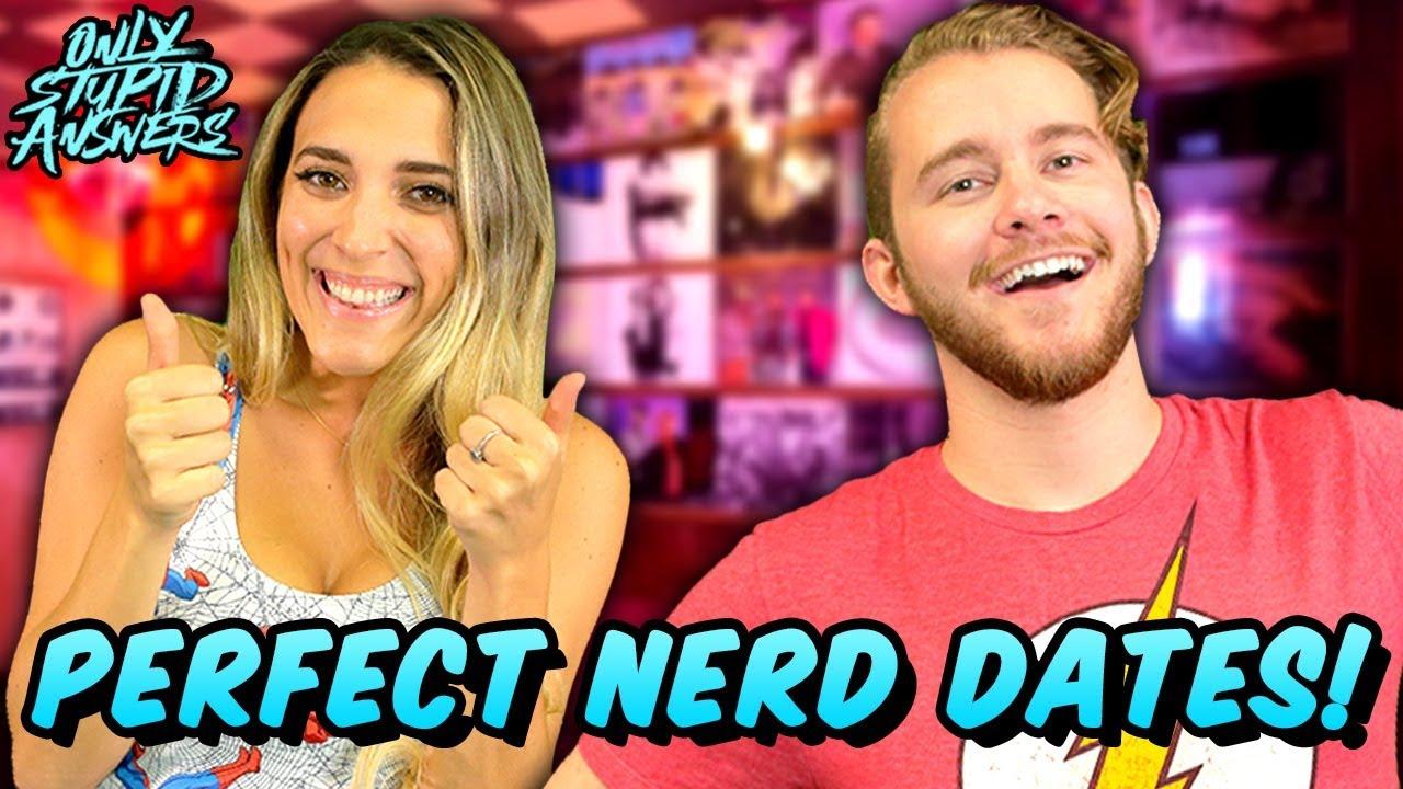 6 Perfect Nerdy Date Ideas! - YouTube