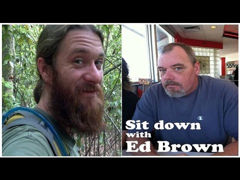 Stacy Brown Jr. Sits Down With Ed Brown 2015