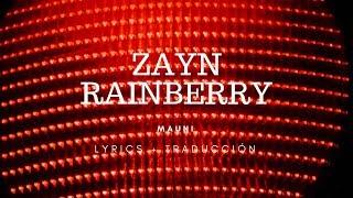 Rainberry - ZAYN (Lyric vídeo) + Sub Español Video