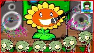 Игра Растения против зомби от Фаника Plants vs zombies 18