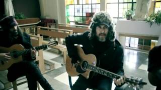 #382 Howe Gelb - Cowboy Boots On Cobblestone (Acoustic Session)