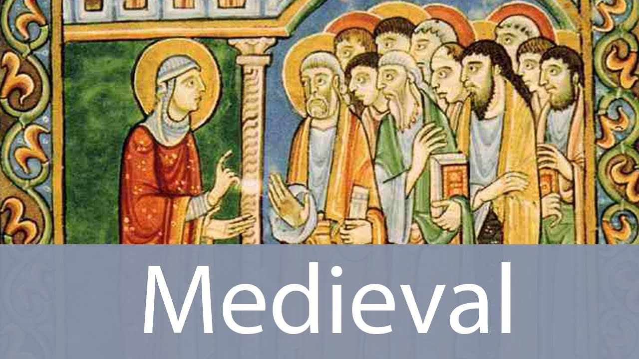 Medieval Art History Overview From Phil Hansen Youtube