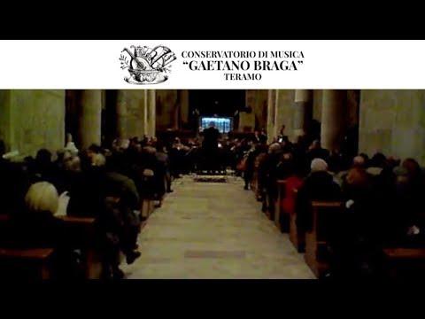 Conservatorio Braga Teramo - A. Dvorak, Danza Slava n. 8