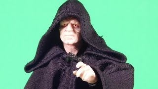 Star Wars Black Series Emperor Palpatine Review