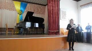 Школьная филармония (5,5 мес.обучения).Болтян Мария.Флейта. 16.03.2016г.