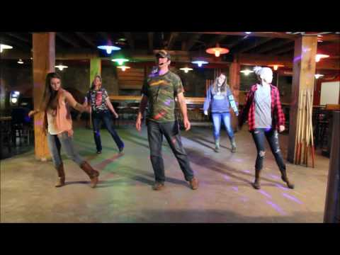 Dirt On My Boots Line Dance Instructional