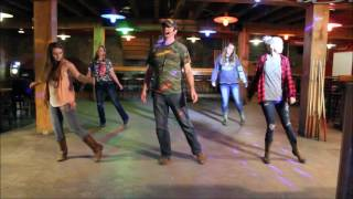 """Dirt On My Boots"" Line Dance Instructional"