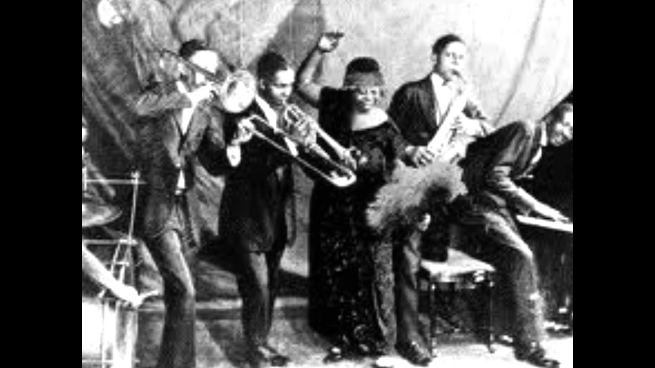 Gertrude Ma Rainey Amp Her Georgia Jazz Band Jelly Bean
