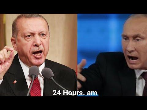 Ոչ մի փոխզիջում ...   Էրդողանը Ռուսաստանին սպառնում է