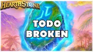 HEARTHSTONE - TODO BROKEN! (STANDARD QUEST SHAMAN)