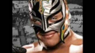 rey mysterio entrance lyrics