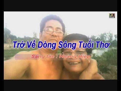 Karaoke Tro ve dong song tuoi tho NB
