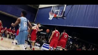 UQAM Citadins Basketball masculin saison 2016-2017