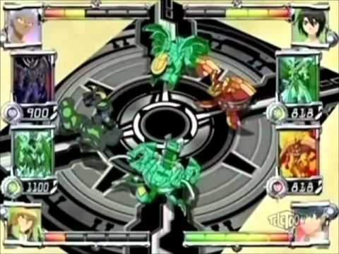 Bakugan Invasores Gundalianos - Cap 11 - El Paquete Secreto - Part ...