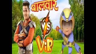 Balveer or vir the Robot Boy fight Episode 1