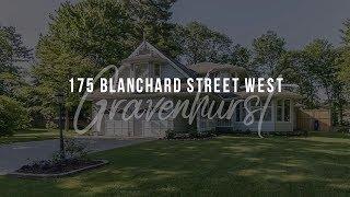 175 Blanchard Street West Gravenhurst