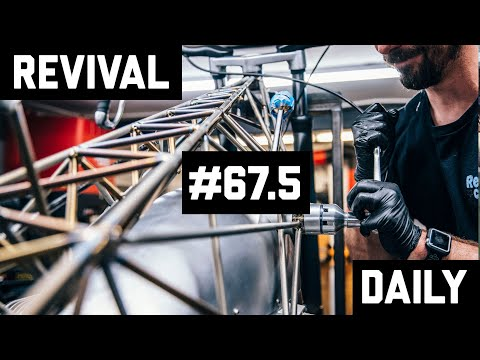 The Scramble to FINISH our BMW Motorrad Prototype!! // Revival Daily #67.5