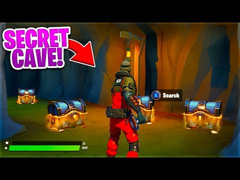SECRET CHEST SPOT FOUND In Fortnite Chapter 2! (NOBODY KNOWS THIS)