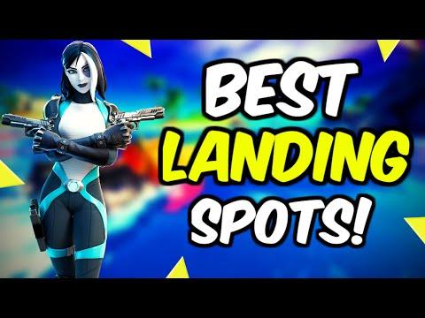 Best Drop Spot Chapter 2 - Fortnite Battle Royale