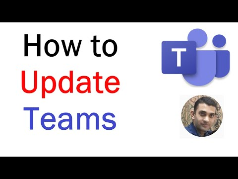 How to Update Microsoft Teams on Windows 10 | How to Get Latest version MS Teams | MS Teams Updates