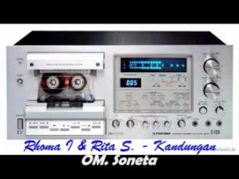 [ OM. SONETA ]  Rhoma Irama & Rita Sugiarto -  Kandungan [ Versi Original ]