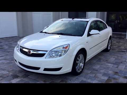 2008 Saturn Aura XE V6 for sale by Auto Europa Naples