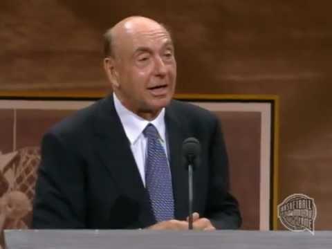 Dick Vitale's Basketball Hall of Fame Enshrinement Speech