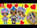 ГДЕ МОЯ ЕДИНОРОЖКА! КУКЛЫ ЛОЛ ЛЮБОВЬ ПАНКИ БОЙ! Мультик Для Детей LOL SURPRISE | TOYS AND DOLLS