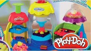 Пластилин для детей Плей до - набор