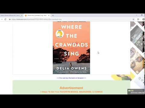 [How To Download Ebook] Where The Crawdads Sing By Delia Owens PDF EPUB