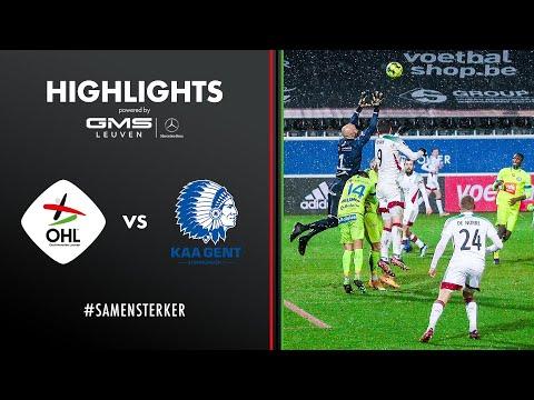 OH Leuven Gent Goals And Highlights