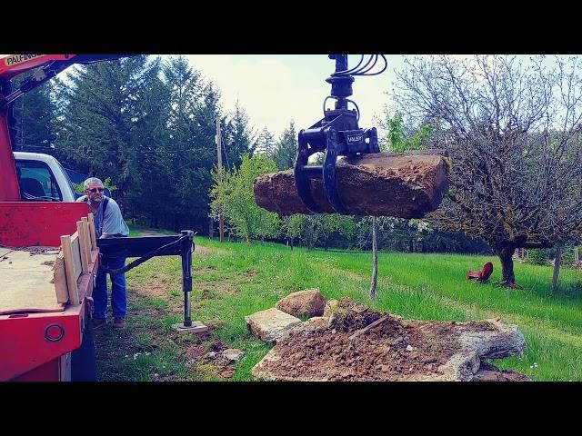 Cement Debris Removal