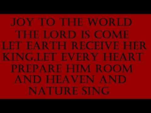 Mariah Carey - Joy To The World Lyrics