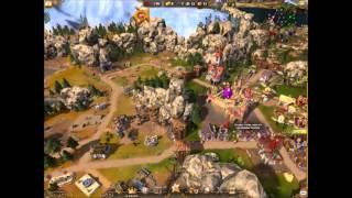 Die Siedler 7 - Multiplayer - Allein gegen 3 [LetsPlayTogether German HD]
