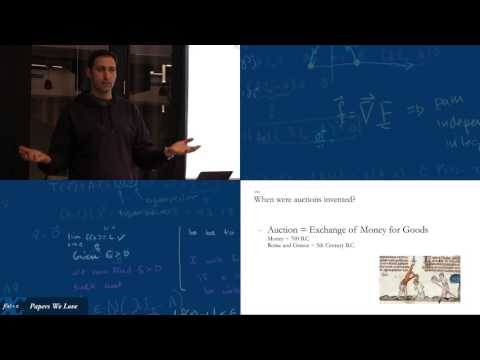Daniel Doubrovkine on Auctions and bidding: A guide for computer scientists