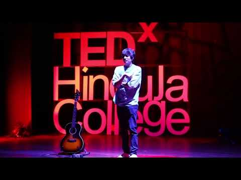 FOLLOWING YOUR PASSION- HERE'S WHAT IT TAKES | Raghav Meattle | TEDxHindujaCollege