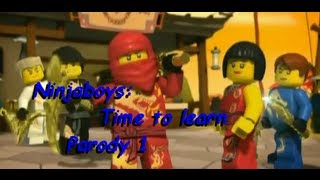 Ninjago Parody (When the Boys Light Up, by Newsboys)