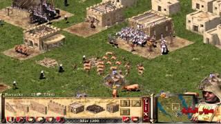 شرح لعبة صلاح الدين  Stronghold Crusader part2