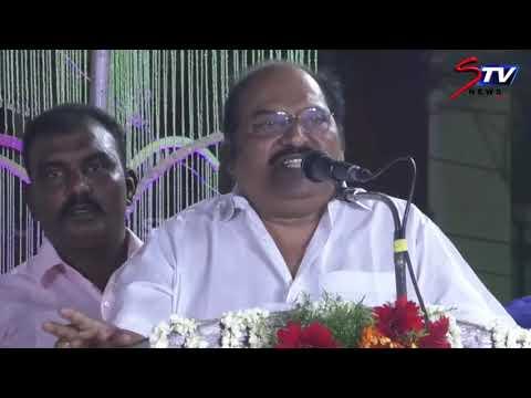 J Anbazhagan latest Speech | DMK Meeting | MK Stalin | udhayanidhi Stalin |STV