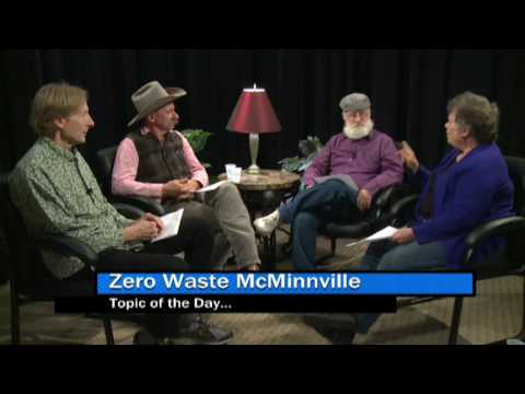 Speaking Frankly: And How We Doin' - Zero Waste McMinnville (Bag It Better Program) 161027