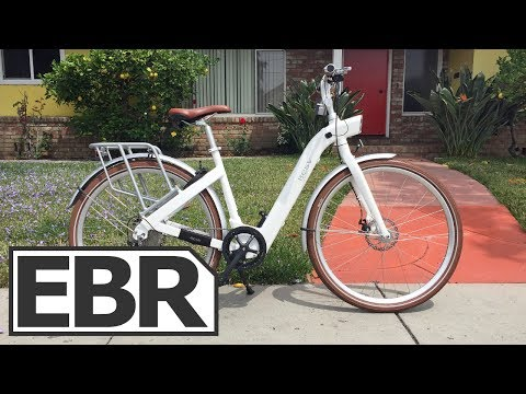 BESV CF1 Video Review - Stylish, Simple, City Electric Bicycle