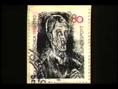 OSKAR KOKOSCHKA, A FACE FOR OUR TIME  PART 1/10