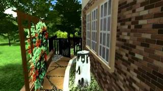 3D Virtual Tour of the Landscape Design (Day)