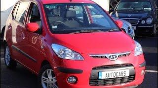 Hyundai i10 2008 - 2013 review | CarsIreland.ie