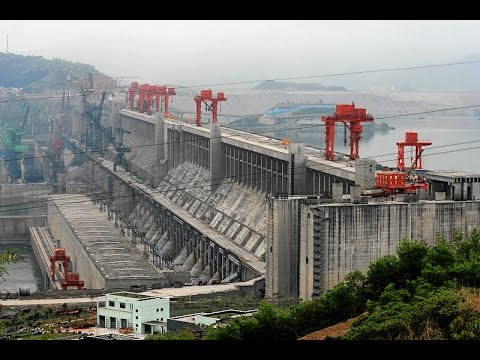 The world's top 10 conventional hydroelectric power stations