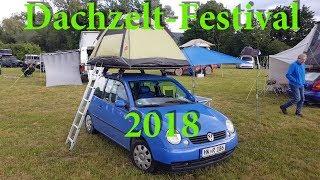 Dachzelt -Festival 2018 in Stadtoldendorf