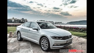 New VW Passat | First Drive (HD)