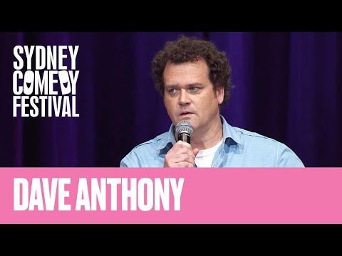 Dave Anthony | Sydney Comedy Festival (2015)
