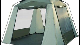 видео тент шатер green glade