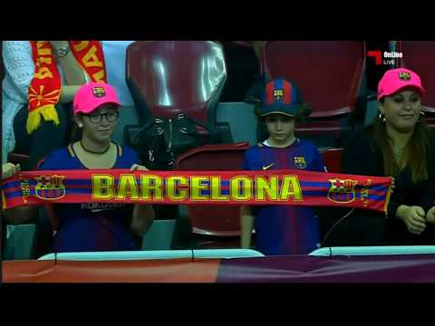 Gold-medal match: Füchse Berlin (GER) vs FC Barcelona Lassa (ESP) - 2017 IHF Super Globe